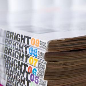 use QR Codes for catalogs - make online purchasing happen